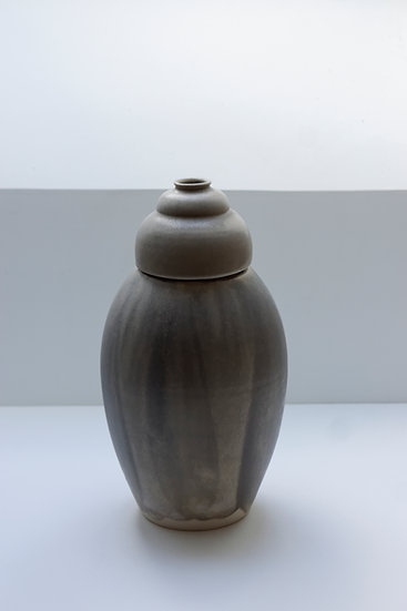 TODO avec couvercle ouvert - Vase XL