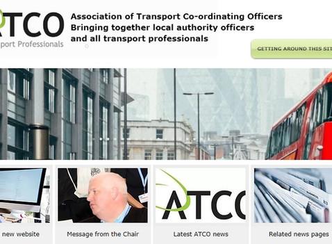 ATCO website now live