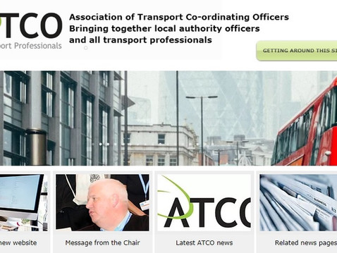 ATCO website now live