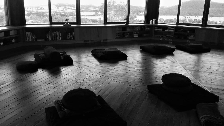 Zen Meditation and Yoga - French Alps