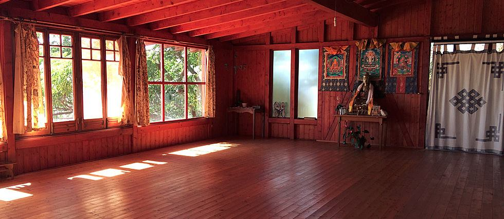 Peaceful Meditation Rooms