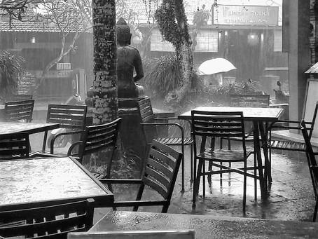 hujan besar hari ini