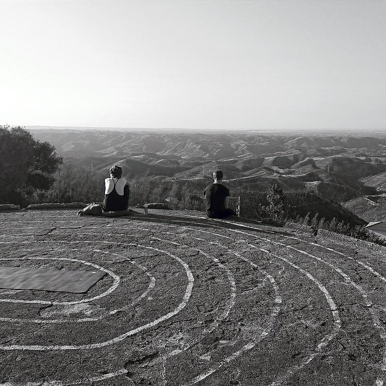 7 day silent zen meitation and yin yoga retreat in algarve, portugal