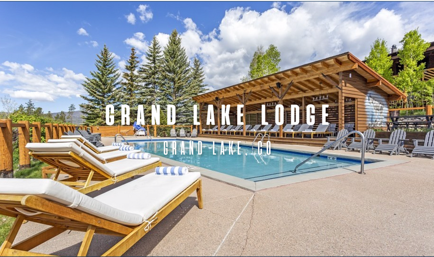 Grand Lake Lodge Pool