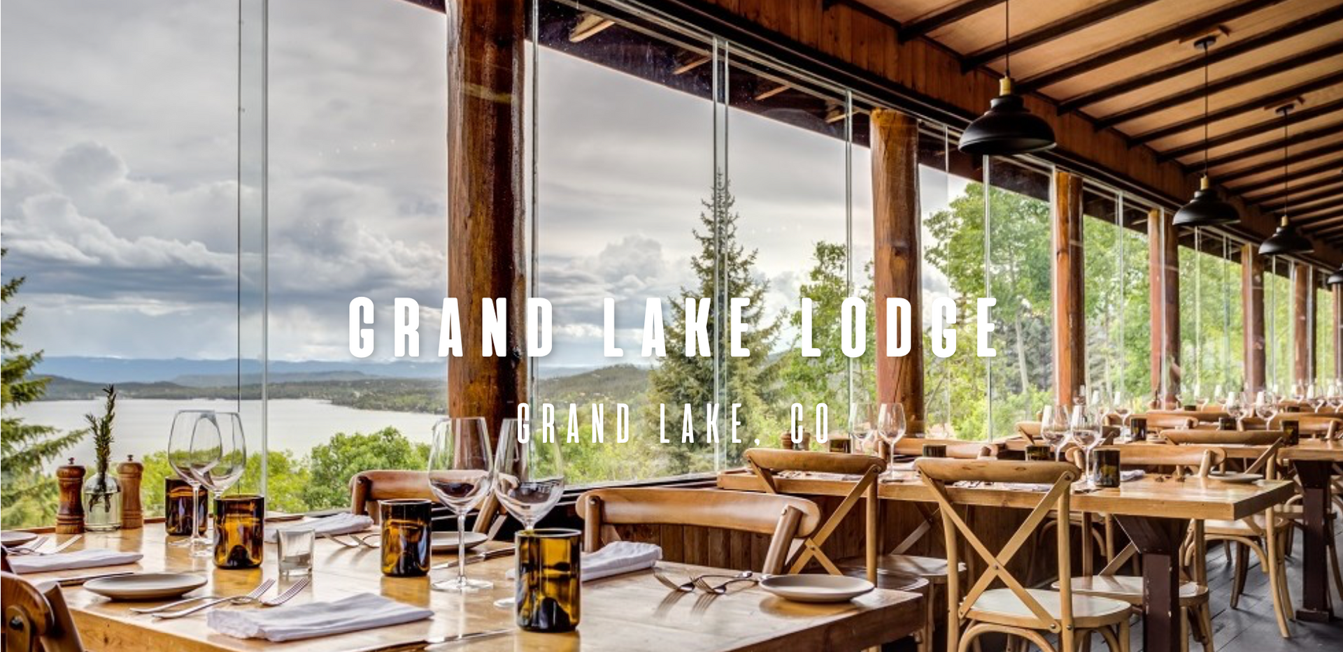 Grand Lake Lodge Dining