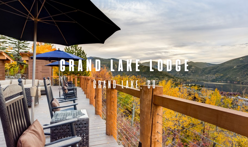 Grand Lake Lodge View