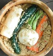 Rice bran pickles   ぬか漬け