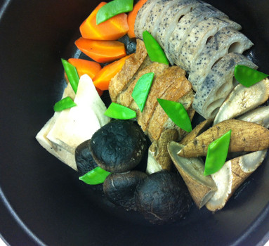 Photo by Atsuko Numajiri    Cooking by Patricio