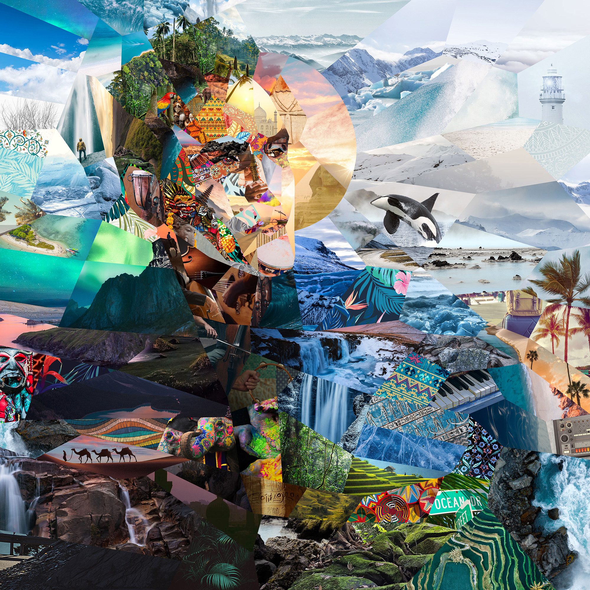KUN | MUSIC ALBUM ARTWORK
