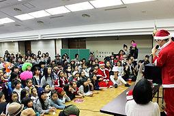 キッズダンス PROPS 世田谷区 大田区 クリスマス会