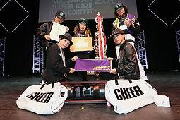 ALL JAPAN SUPER KIDS DANCE CONTEST 2012 PRODUCT 優勝 日本一 キッズダンス PROPS 世田谷区 大田区