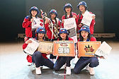 キッズダンス PROPS 世田谷区 大田区 コンテストチーム