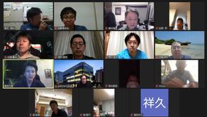 第5回常任委員会をZOOM会議(WEB会議)で開催しました。