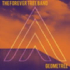 Forever Tree Band Geometree Album Art