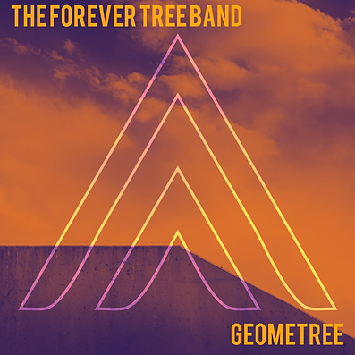 Forever Tree Band Geometree Album Art