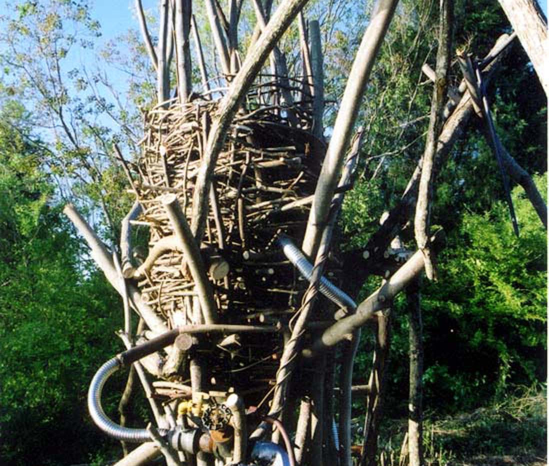 Birds Nest Furnace