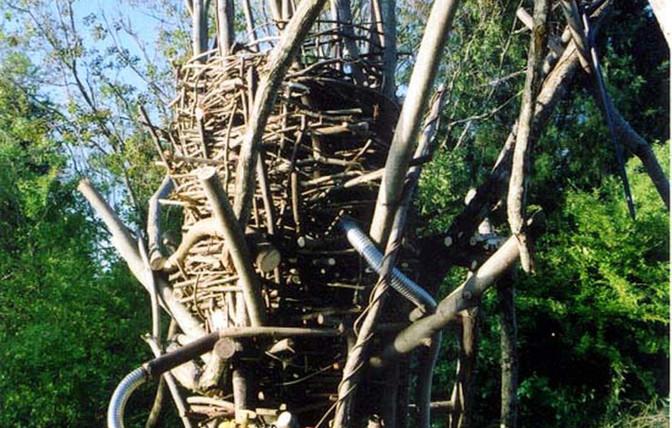 Birds Nest Furnace