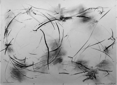 Iarnaich Sgriòb Seomar còig(Iron Lines Drawing 5)