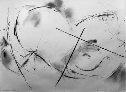 Iarnaich Sgriòb Seomar sianar (Iron Lines Drawing 6)
