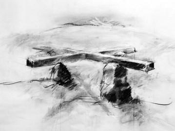X drawing