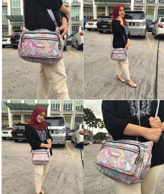International Bag Trip - From Philippines to Malaysia
