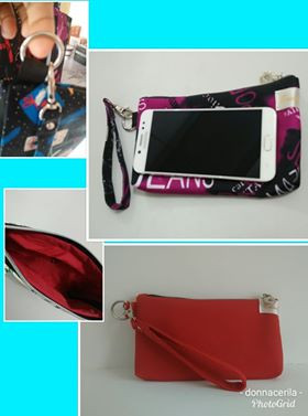 Cellphone Pouches with Wallet