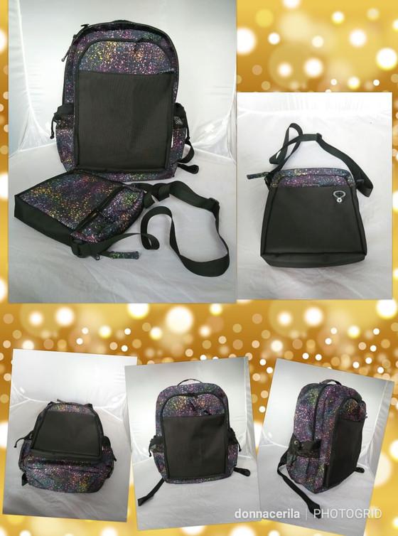 Upgraded Backpack Design