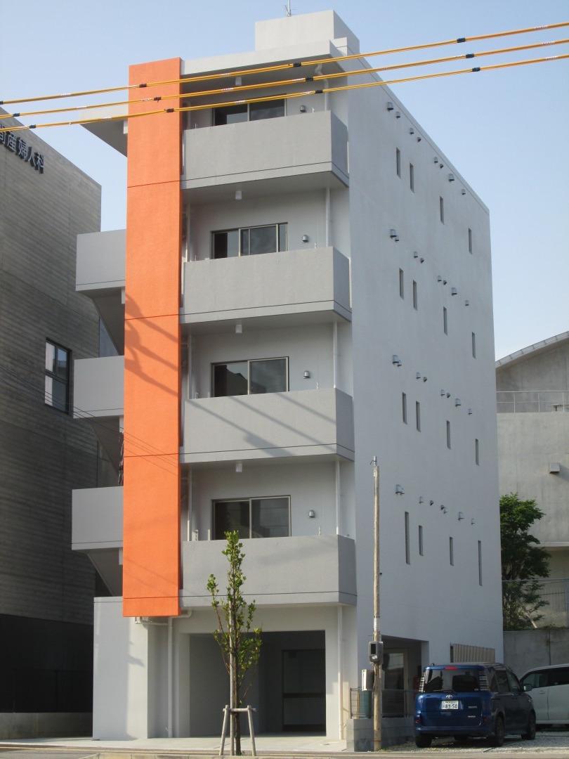 U様共同住宅新築工事