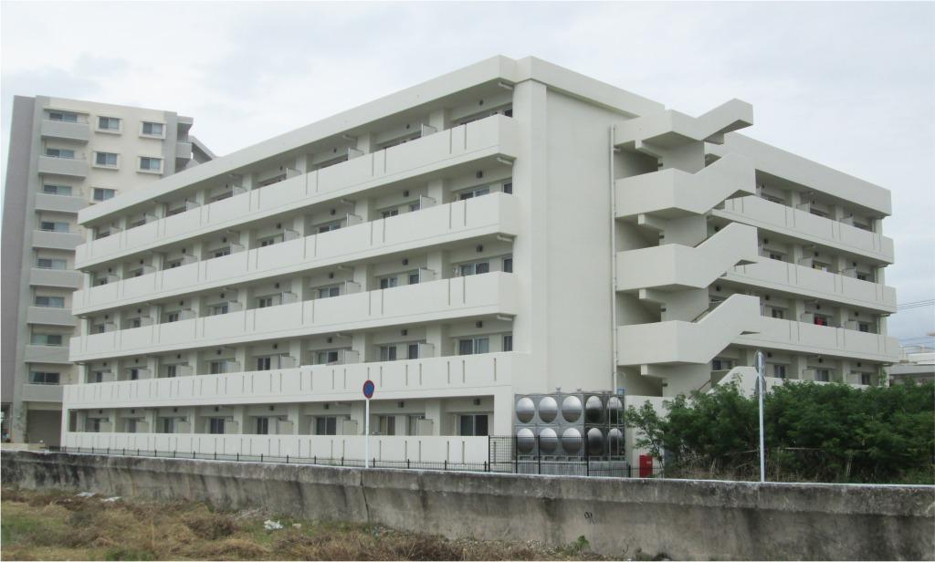 新栄町宿舎(26) 建設工事
