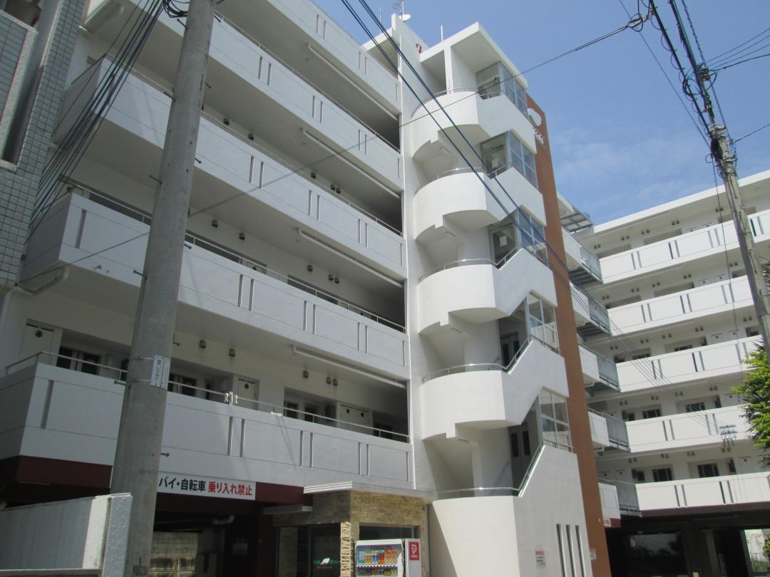 ハートミッククラブ牧志Ⅱ新築工事