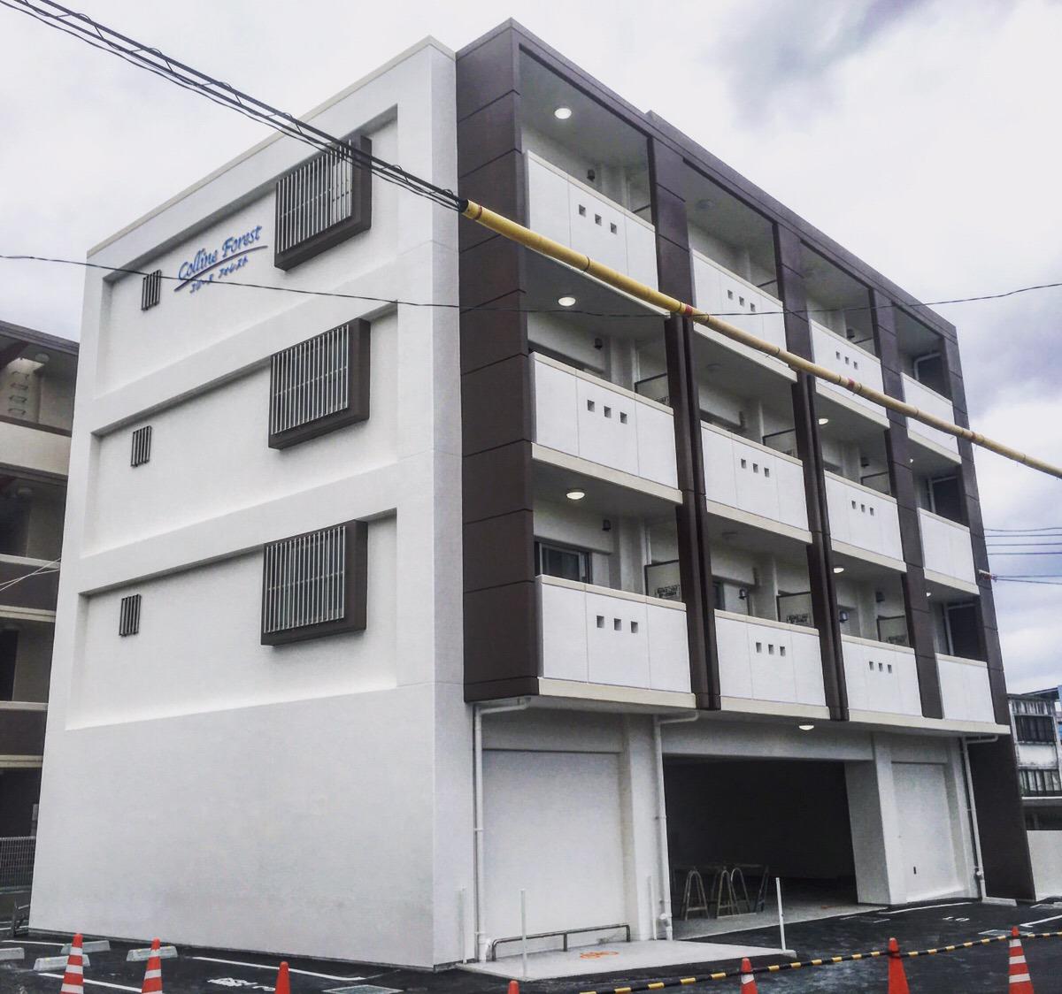 M様マンション新築工事