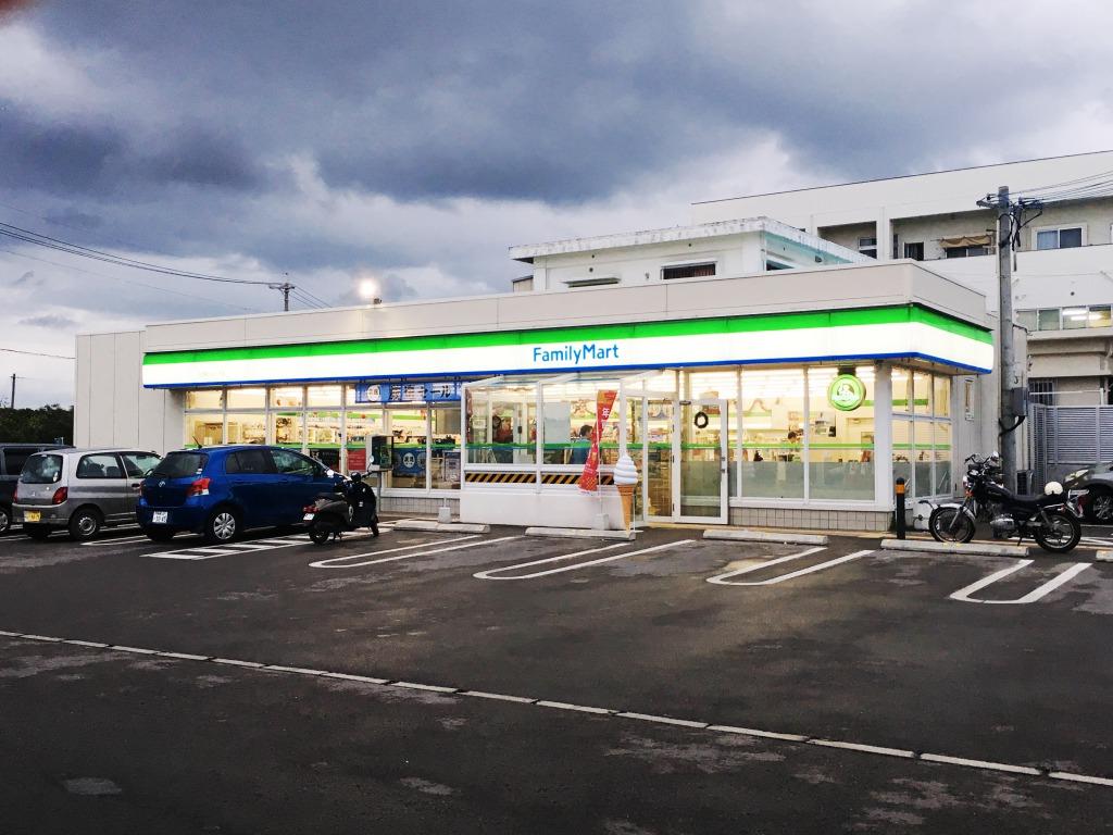 沖縄ファミリーマート(1号店) 新築工事