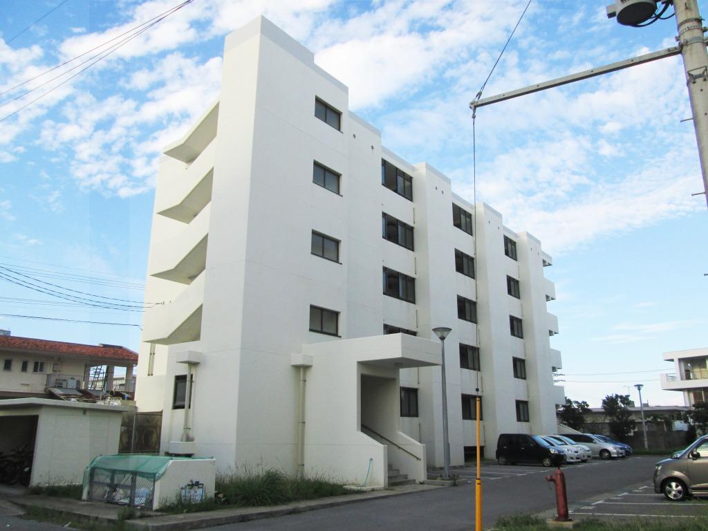 石垣第一住宅(公務員宿舎)新築工事