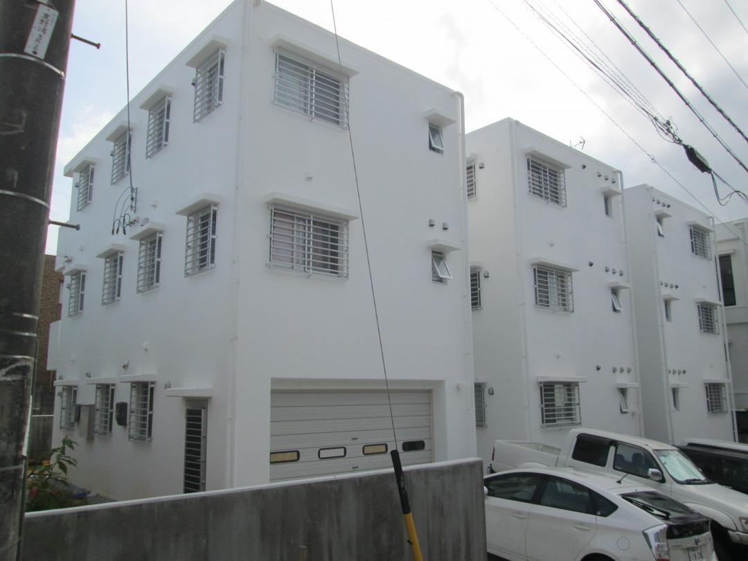 G様共同住宅新築工事