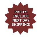 ALL PRICES INCLUDE NEXT DAY SHIPPING! (2
