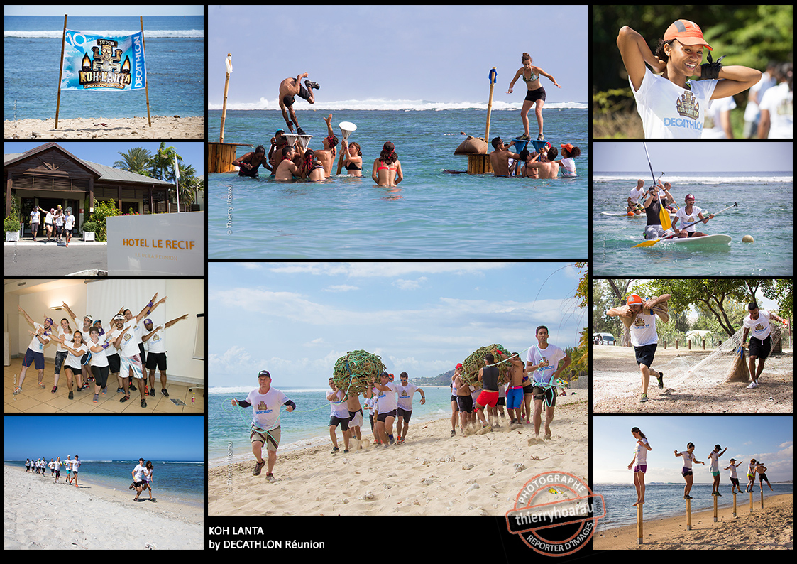 KOH LANTA by DECATHLON Reunion photos Thierry Hoarau