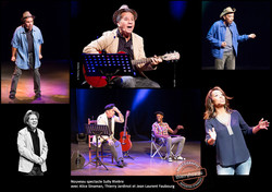 Sully Riviere nouveau spectacle photos Thierry Hoarau