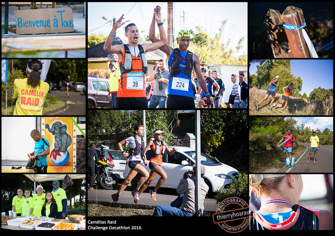 Camelias Raid Challenge Decathlon photos Thierry Hoarau