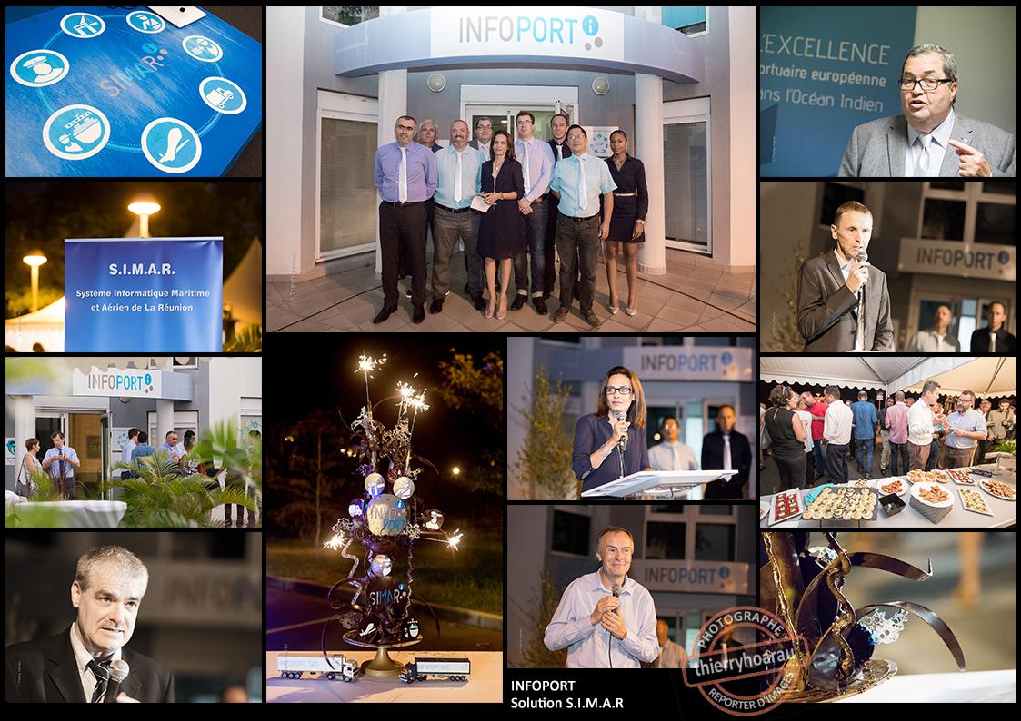 INFOPORT solution SIMAR photos Thierry Hoarau