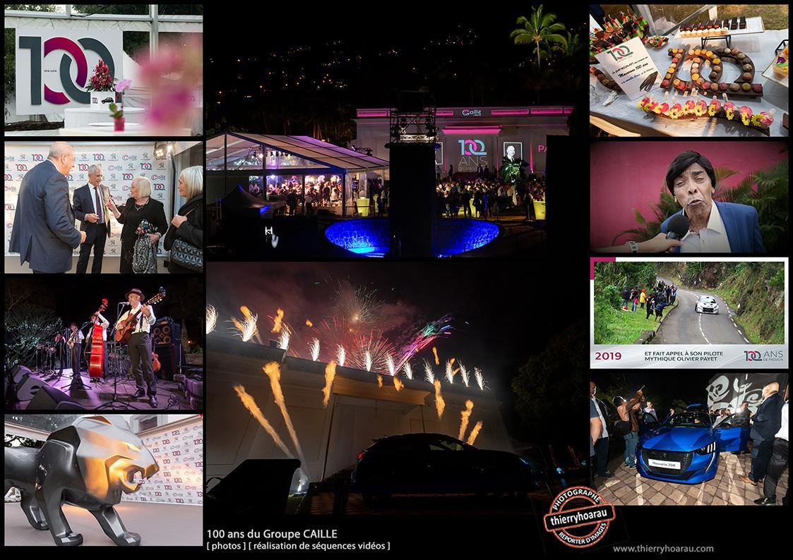 100 ans Groupe CAILLE photos et videos T