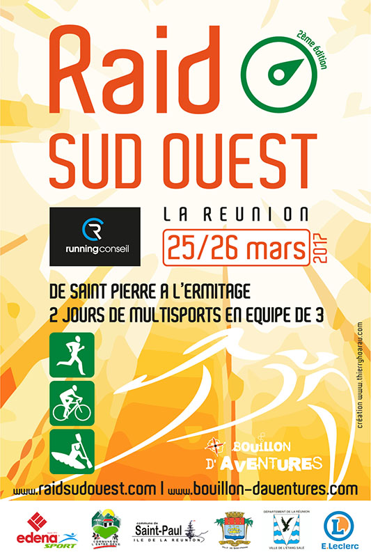 conception affiche evemement sportif