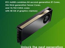 NVIDIA® RTX™ A6000