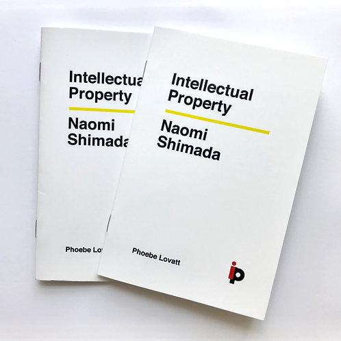 IP BOOKS: Naomi Shimada