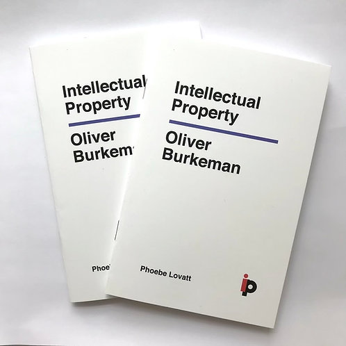 IP BOOKS: Oliver Burkeman