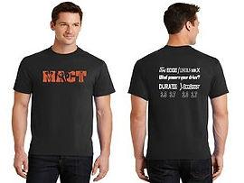 MACT Male Merchandise