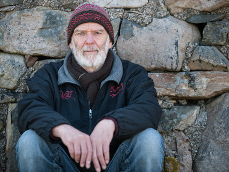 An Island to Oneself - one man's search for independence in the North Sea