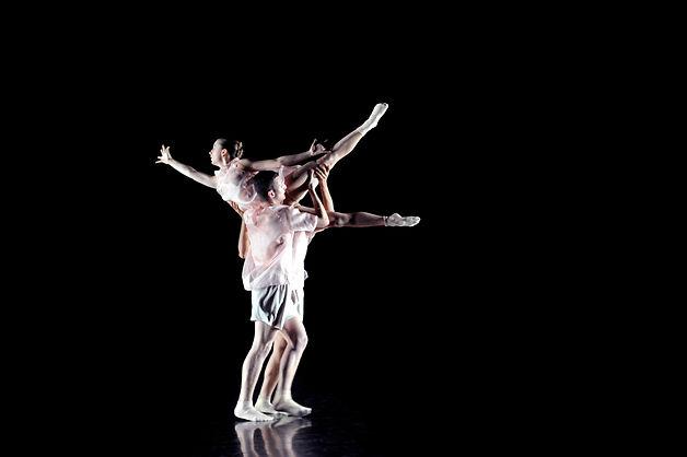 Choreography by Shelly Hawkins