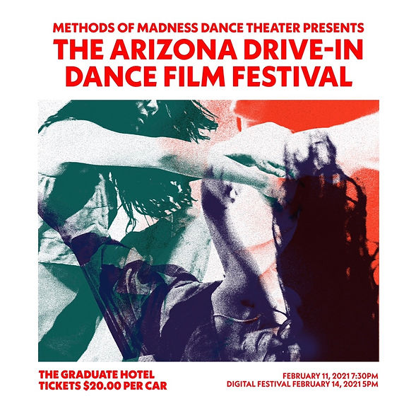 Arizona Drive-In Dance Film Festival