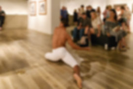Dance Perfromance at Tucson Museum of Art