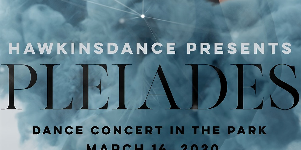 Pleiades Dance Concert in the Park